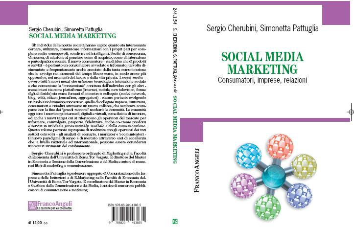 Copertina Social Media marketing